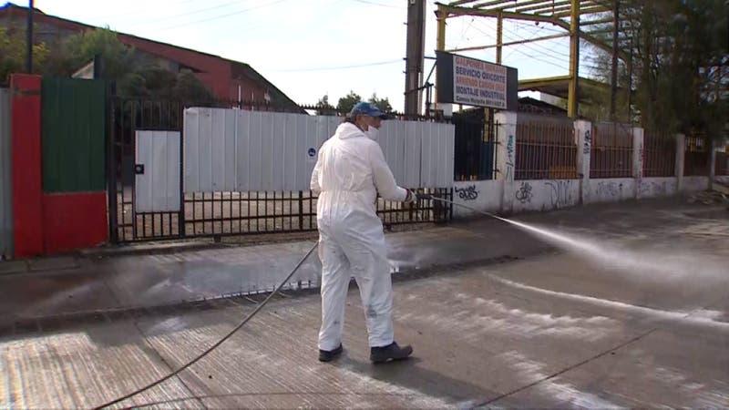 [VIDEO] Ministerio del Interior se querella por fiesta clandestina con 400 personas en Maipú