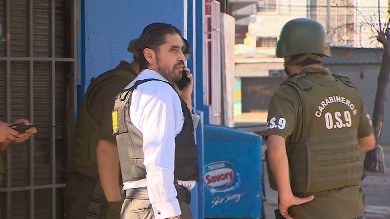 Asalto a banco en Independencia: Ladrón se escapó antes que llegara la policía