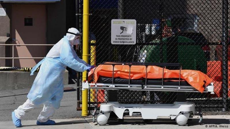 Estados Unidos supera los 71.000 fallecidos por coronavirus