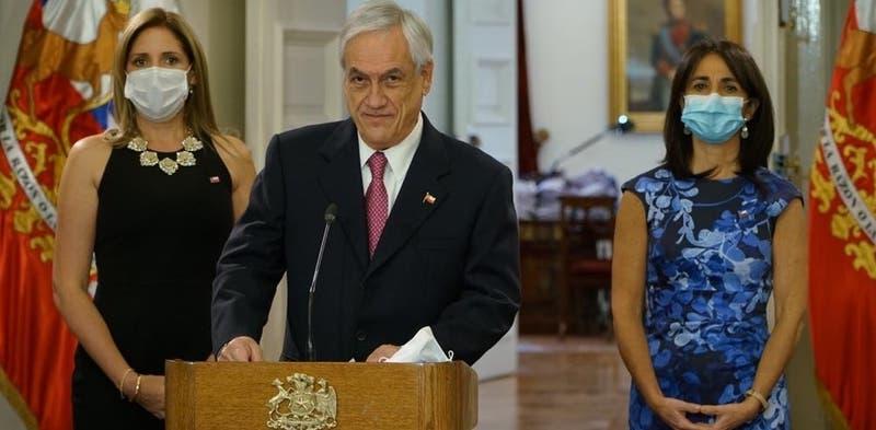 Presidente Piñera tomó juramento a nueva ministra de la Mujer y Equidad de Género