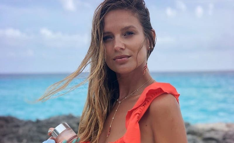 "Mayte Rodríguez revela que está embarazada: "" Nos quedan solo 3 meses para conocerte"""