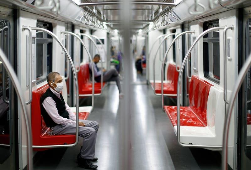 Metro de Santiago informa el cierre de estaciones a partir de este viernes