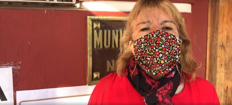 """Furioso mensaje de alcaldesa de Nogales contra fiestas: """"Vamos a tener que agarrarlos a peñascazos"""""""