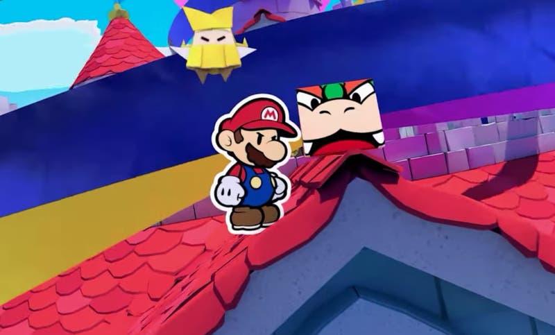 Anuncian Paper Mario: The Origami King (debuta en julio)