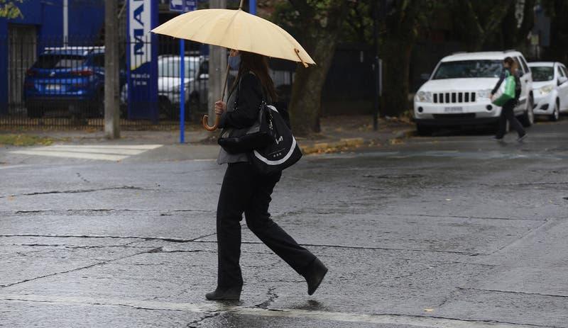 Se abre una esperanza: hay probabilidad de lluvia en la zona central para la próxima semana