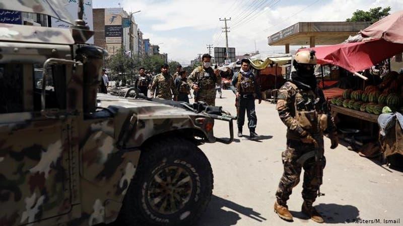 Ataque suicida en Afganistán deja al menos cinco muertos