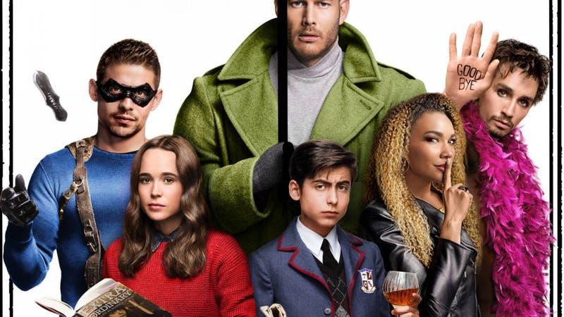 Netflix anuncia fecha de estreno de The Umbrella Academy 2