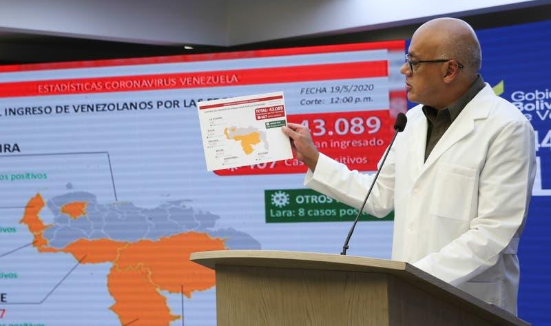 COVID-19: HRW y John Hopkins se lanzan contra cifras de Venezuela