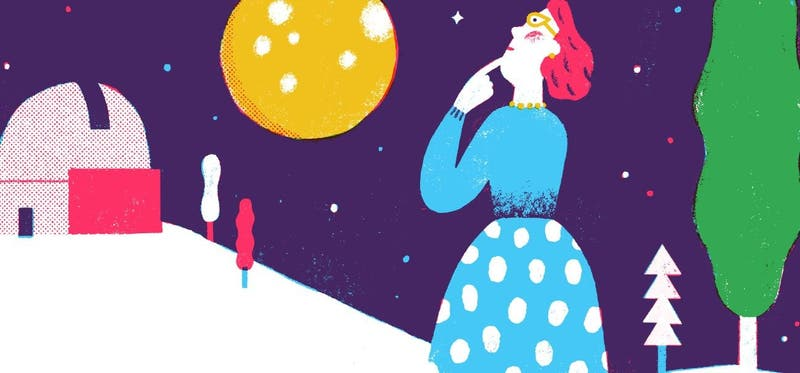 Google homenajea a la astrofísica chilena Adelina Gutiérrez