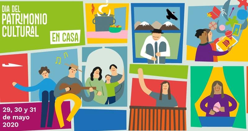 Día del Patrimonio en Casa: Cómo acceder a las actividades del ministerio de las Culturas