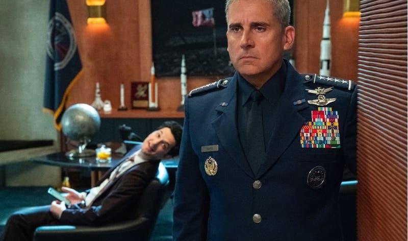 Netflix: Fuerza espacial y estrenos del 28 de mayo al 31 de mayo