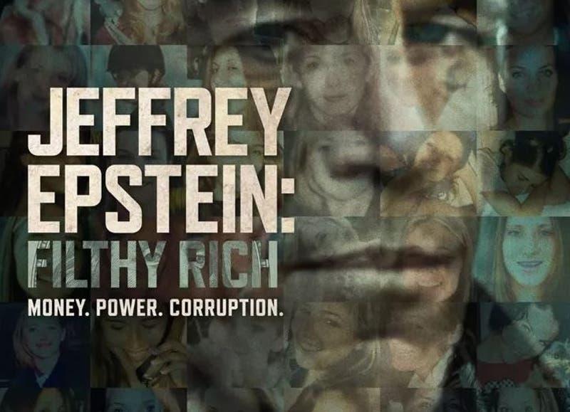 Netflix en Chile: Docu de Jeffrey Epstein entre los 10 más vistos