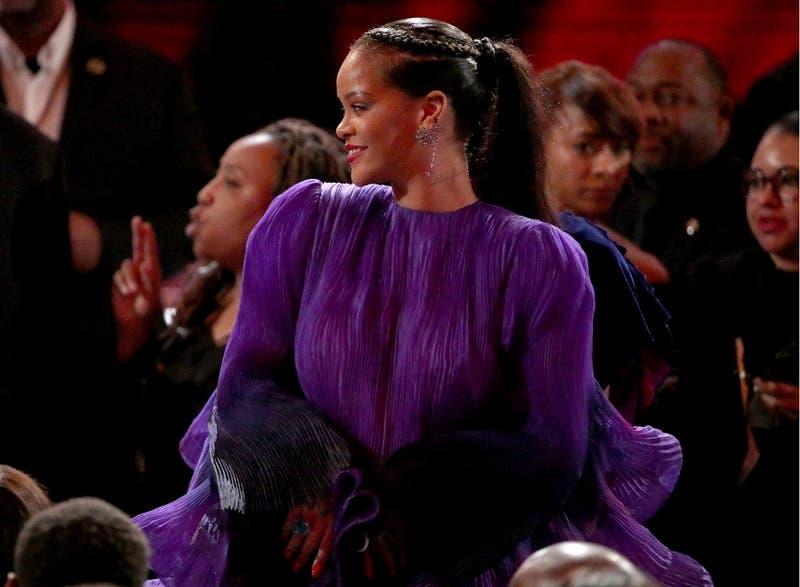 Rihanna cierra su tierra Fenty durante el Blackout Tuesday