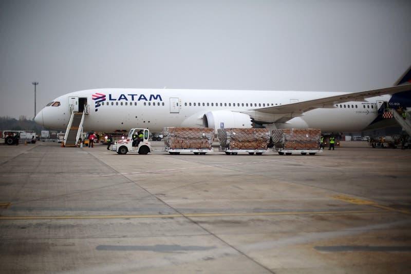 Latam pide a Chile que reconozca su reorganización en EEUU y se congelen procedimientos en su contra
