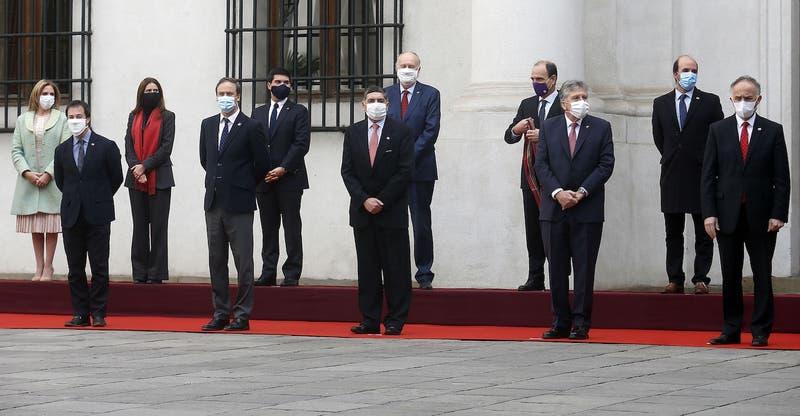 Cambio de gabinete: ¿cómo quedó el equipo de ministros?