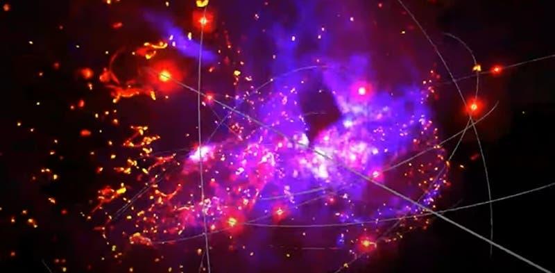 [VIDEO] Explora el centro de la galaxia con este video en realidad virtual compartido por la NASA