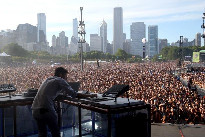 Lollapalooza Chicago 2020 se cancela por el coronavirus