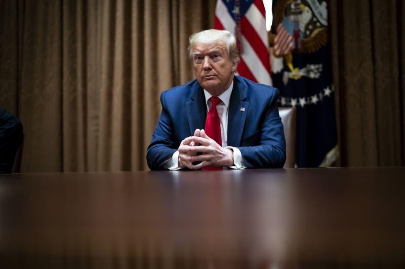Trump rechaza cambiar nombres de bases que rinden homenaje a generales proesclavitud