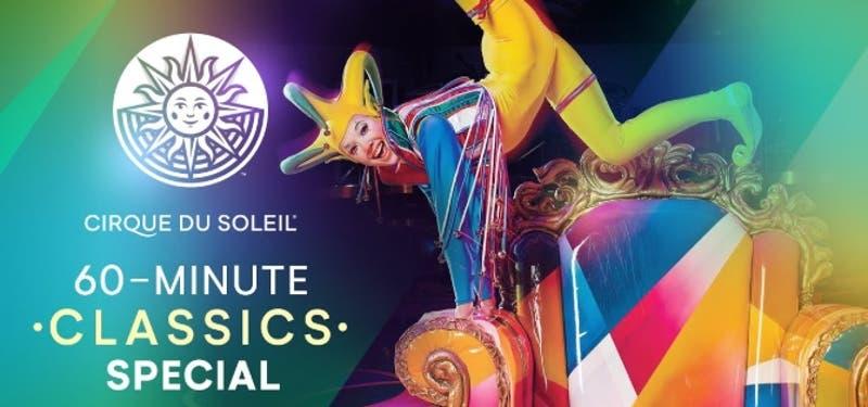 ¡Todos al circo!: Cirque du Soleil invita a especial presentación streaming este viernes