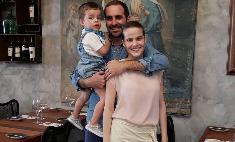 A un año de su muerte: viudo de Javiera Suárez habla sobre su cuarentena junto a su hijo Pedrito