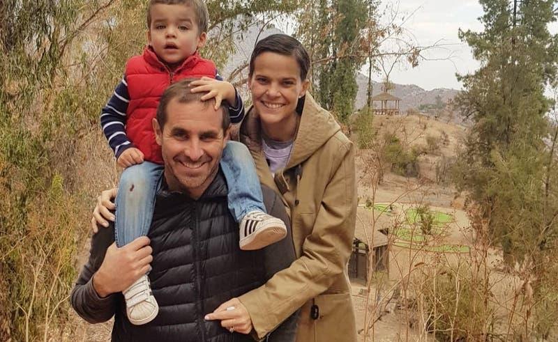 """""""En cada rincón hay un poco de ti"""": la íntima carta del viudo de Javiera Suárez a 1 año de su muerte"""