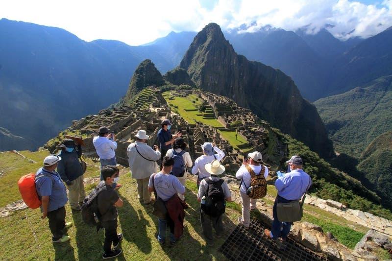 Machu Picchu limitará visitantes cuando vuelva a abrir sus puertas en julio