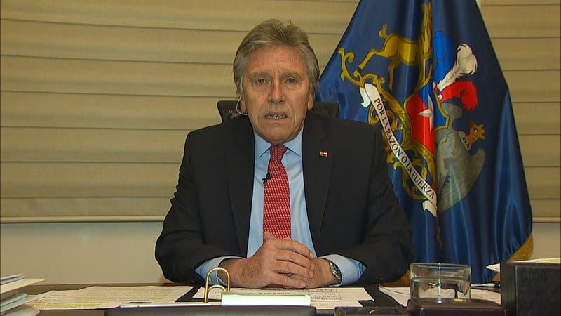Ministro Alberto Espina