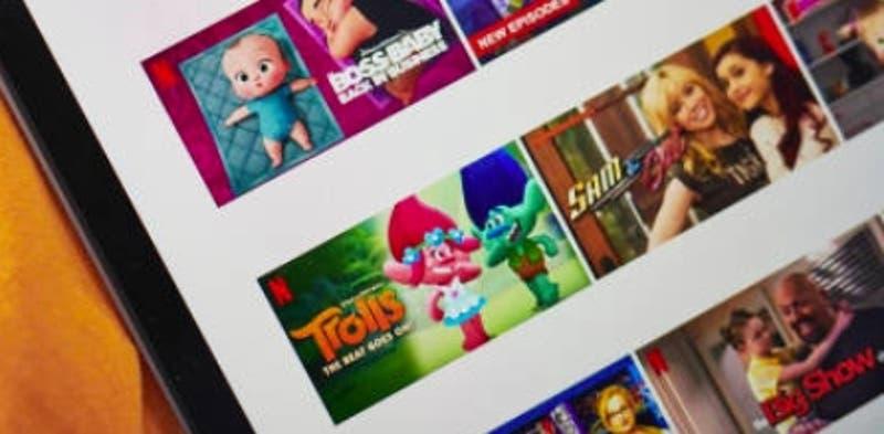 La aplicación que te indica en qué plataforma está la película y serie que buscas