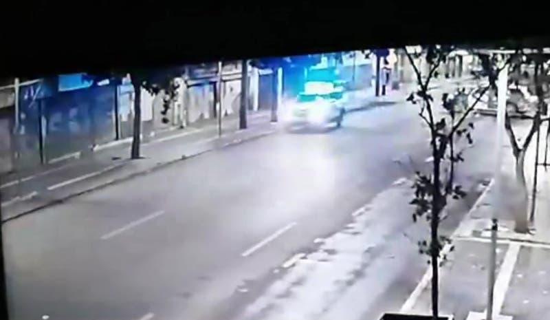 Insólito incidente a disparos entre Carabineros y la PDI permite fuga de ladrones en Puente Alto