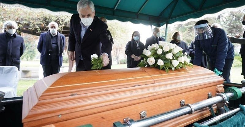 """Daza por video de funeral de Bernardino Piñera: """"Se cumplió 100% el protocolo"""""""