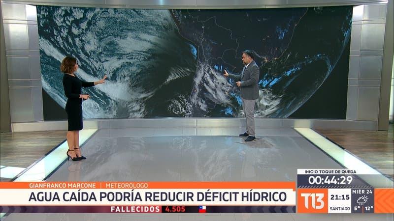 Continúa la lluvia y el frío: Alertan tormentas eléctricas desde Los Lagos hasta Valparaíso