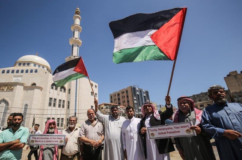"""Los palestinos califican en la ONU de """"crimen"""" cualquier anexión israelí"""
