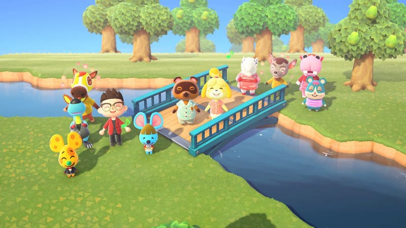 Animal Crossing - Actualización de julio.