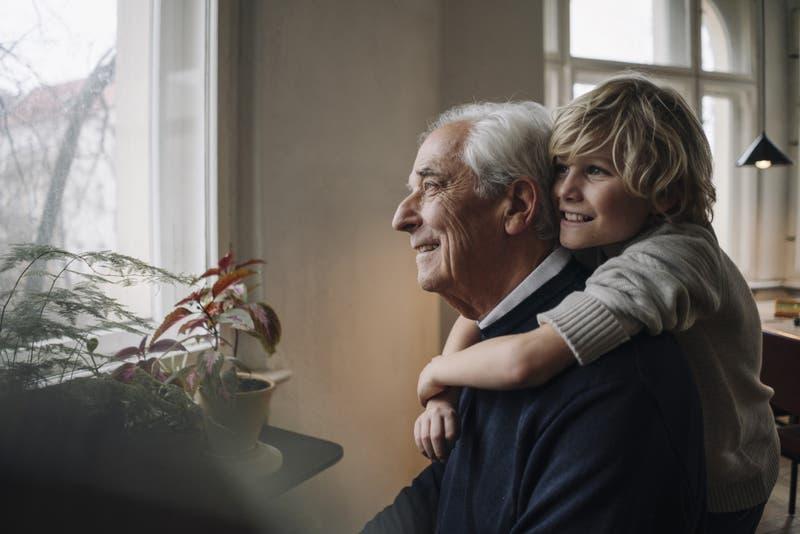 ¿Para qué sirven los abuelos?