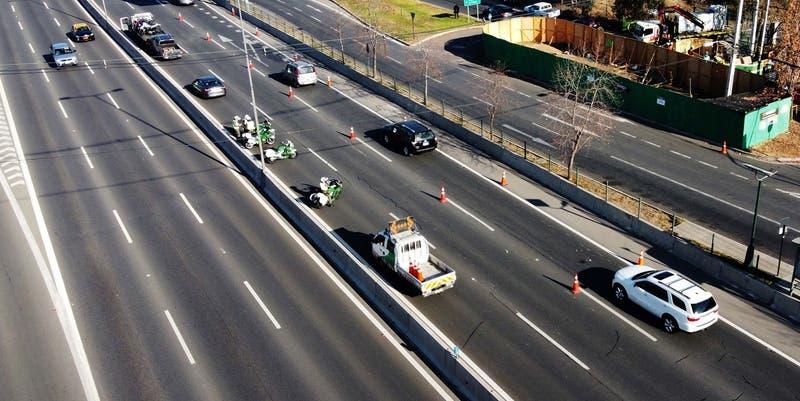 Tarifas de autopistas bajarán desde este miércoles en Santiago: revisa cuánto costarán