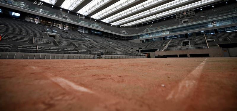 Hasta 20 mil espectadores por día recibirá Roland Garros que comienza en septiembre