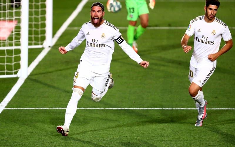 Real Madrid vence al Getafe y se aleja del FC Barcelona de Arturo Vidal en la lucha por el título
