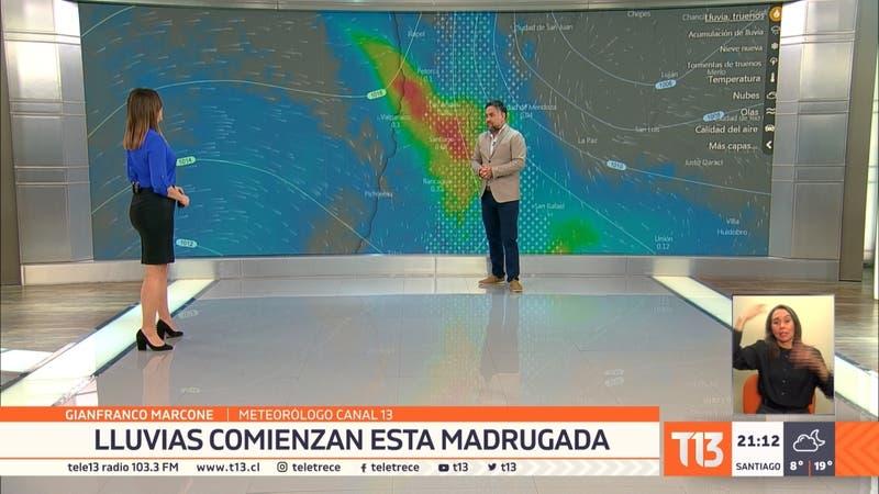 Nuevo temporal se pronostica para la madrugada de este sábado