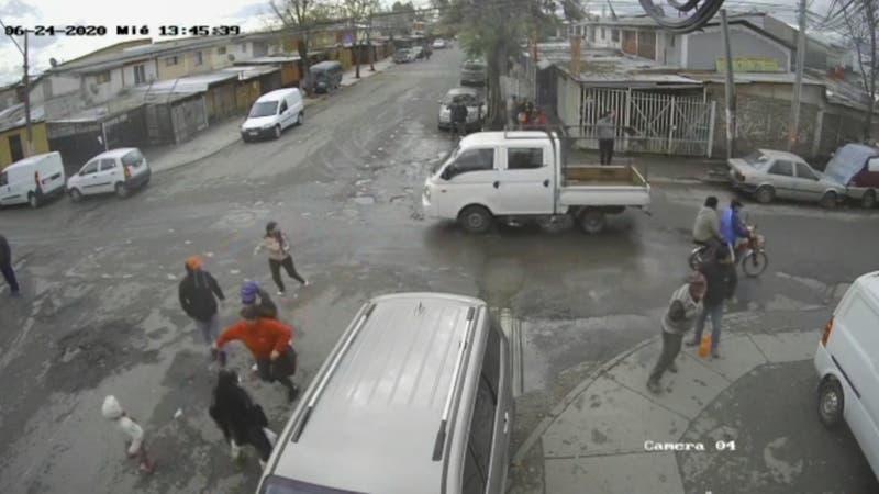Fiscalía no descarta ataque de sicarios por error en homicidio en La Pintana