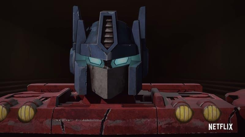 El primer trailer de la nueva serie de Transformers para Netflix