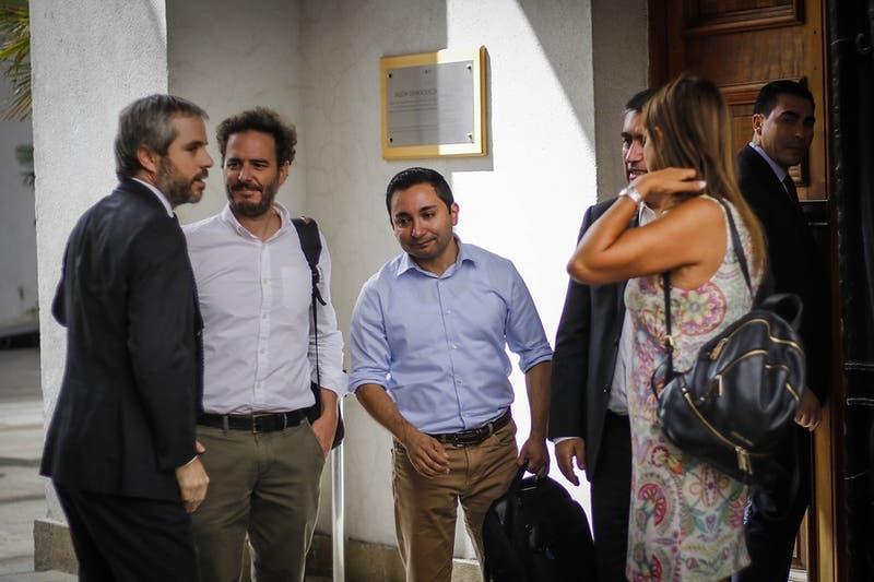 """Evopoli llama a Van Rysselberghe a """"alinear"""" a su propio partido tras críticas de la UDI al Gobierno"""