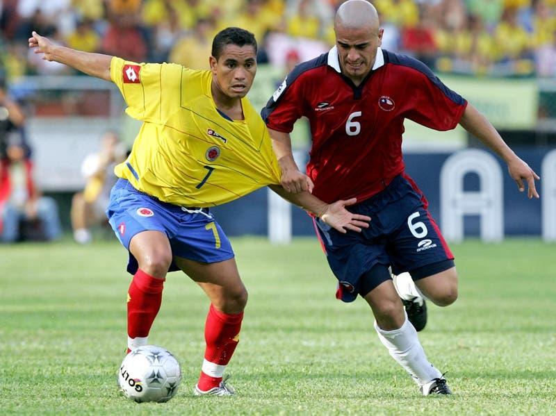 """""""Pasaba rajado a mi lado"""": Jorge Acuña recuerda anécdota cuando debió marcar a Robinho"""