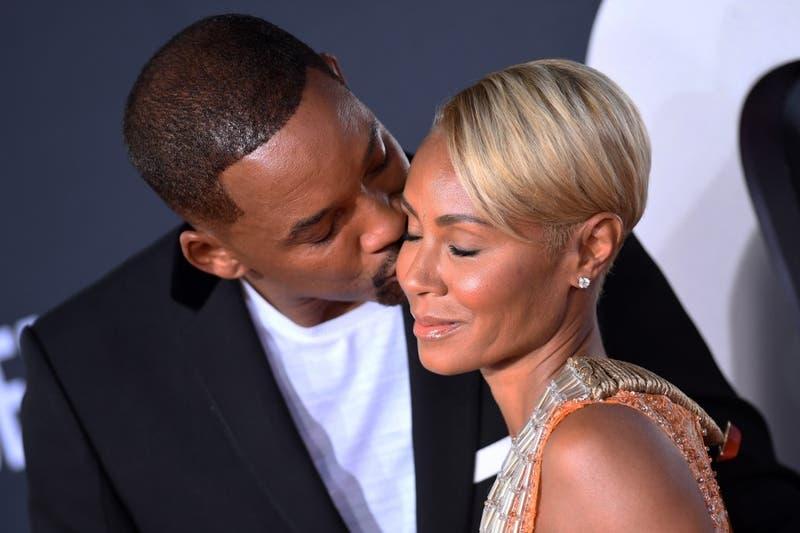 Jada Pinkett confirma que tuvo un romance con un rapero cuando tuvo un quiebre con Will Smith