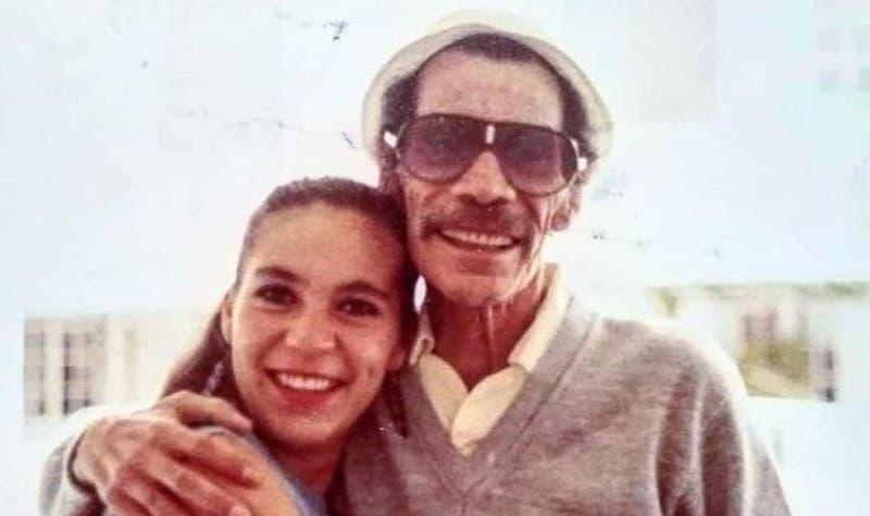 """Hija de """"Don Ramón"""" revela inéditas fotos que causan furor en redes sociales"""
