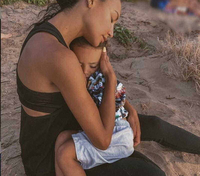 A dos meses de su muerte: Cómo es la vida del pequeño hijo de la actriz Naya Rivera