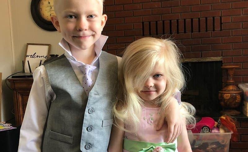 Pequeño gran héroe: niño salvó a su hermanita del ataque de un perro y conmovió a Hulk