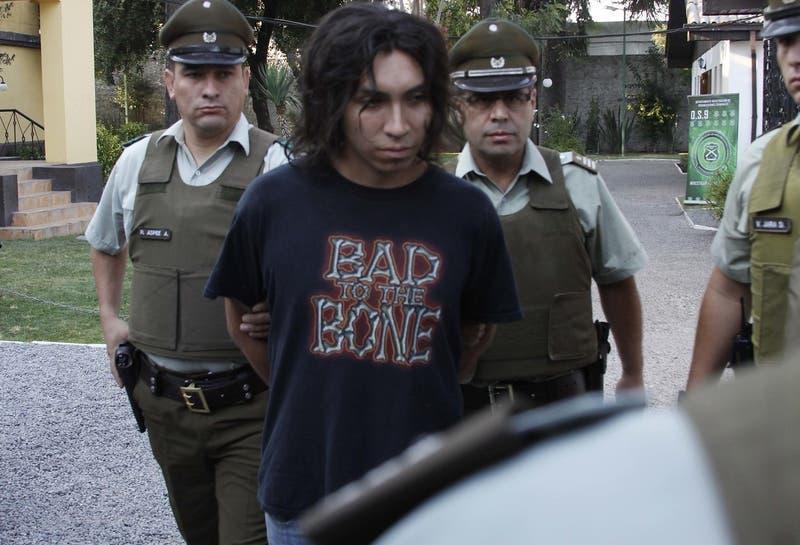 Asesino de Daniel Zamudio amenaza con matar a otra persona