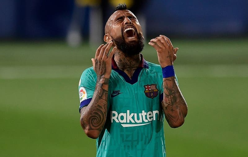 Vidal se queda sin sueño: Barcelona cae en la agonía ante Osasuna y el Madrid es campeón