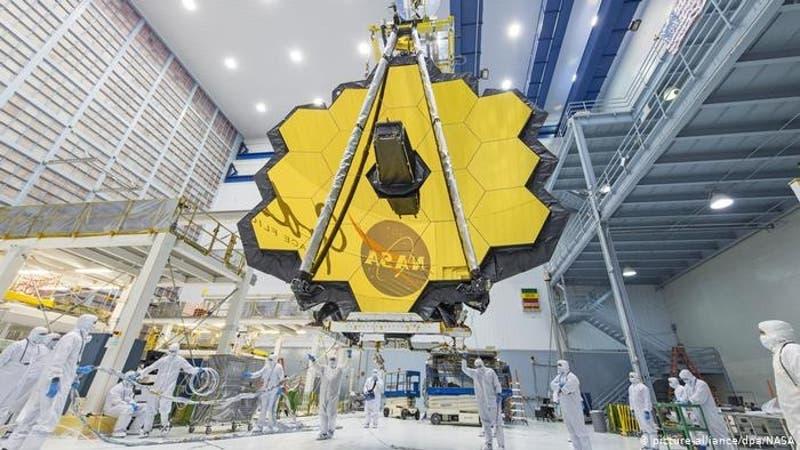 La NASA pospone lanzamiento del sucesor del Hubble