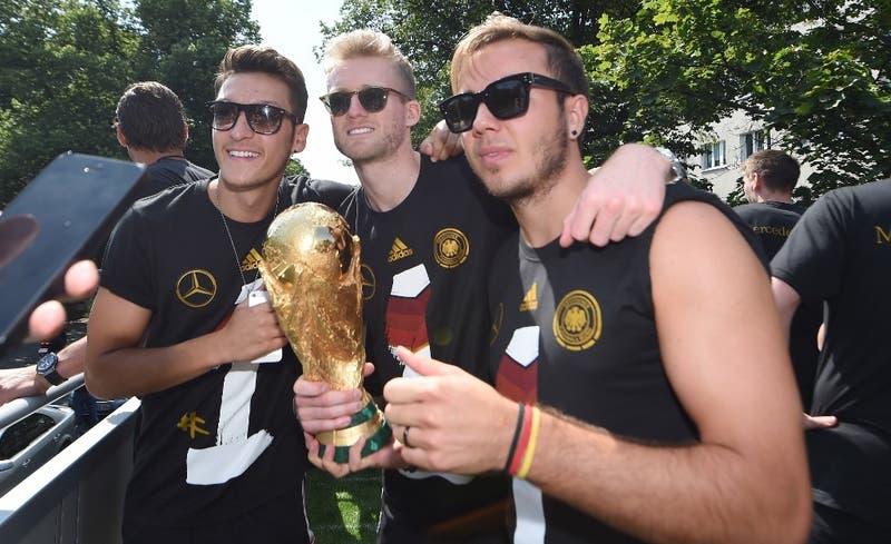 André Schürrle, campeón del mundo con Alemania anuncia su retiro